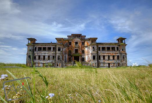 """Photo story - """"City in the Clouds"""" BOKOR HILL Cambodia"""