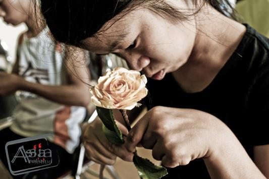 Photo story - A war without end - the third generation victims of Agent Orange
