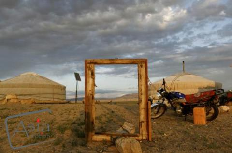 Photo storyImpressions from the Gobi desert Part1
