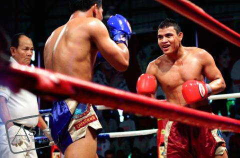 Photo storyKun Khmer - Cambodian kickboxing