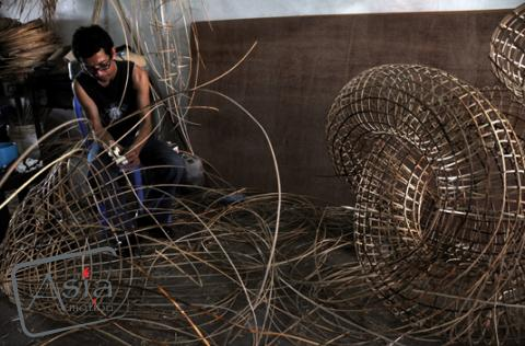Photo storySopheap Pich, Sculptor
