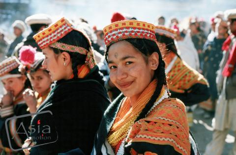 Photo storyThe Kalash-Daughters of the Hindukush