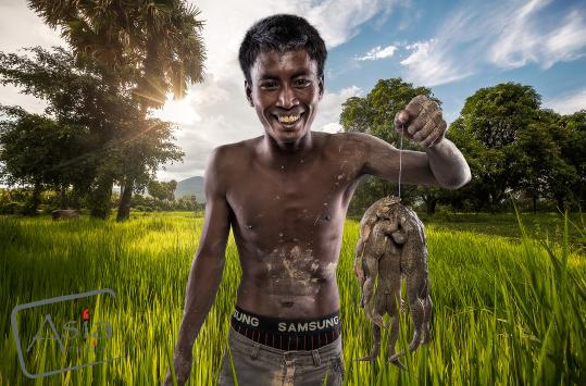 "Photo story - ""DREAMYLAND""  Cambodia . Faces . Places."