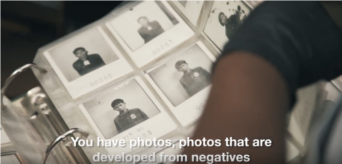 TUOL SLENG GENOCIDE MUSEUM ARCHIVES PRESERVATION & DIGITIZATION BY GEORGE JEFFERIES