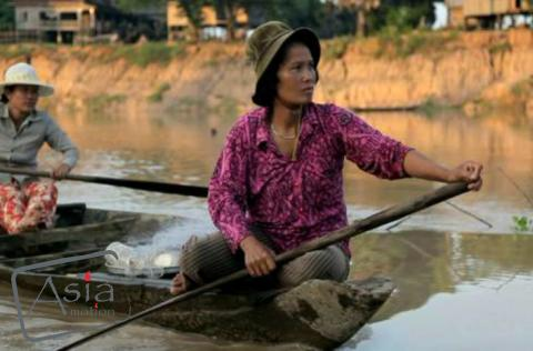 Photo storyAsia Foundation: Kampong Thom Community Fisheries